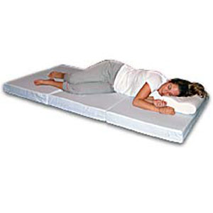 Extra Large Memory Foam Folding Bed Fomfs