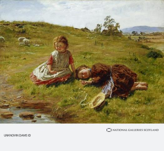 William McTaggart, Spring