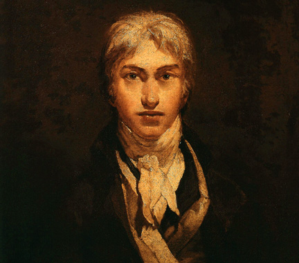 Portrait of Joseph Mallord William Turner