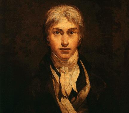 Portrait of Joseph Mallord William Turner