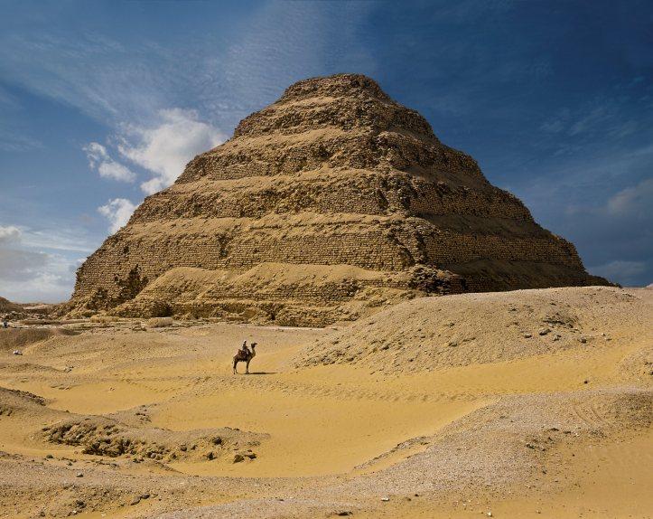 Resultado de imagen para imhotep piramide