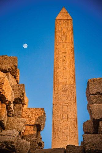Hatshepsut. Los obeliscos de la reina