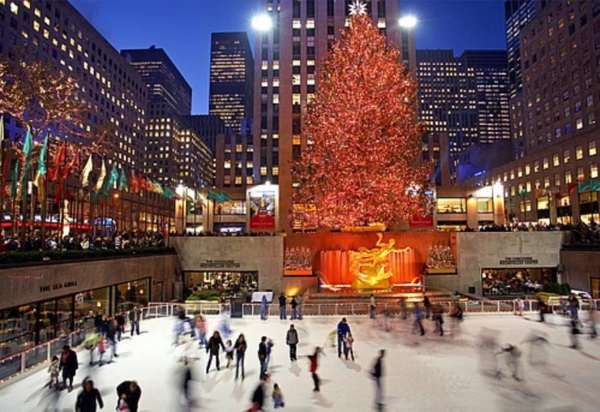 Resultado de imagen para Nueva York, Estados Unidos NAVIDAD
