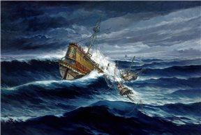 El naufragio del Nuestra Señora de Atocha