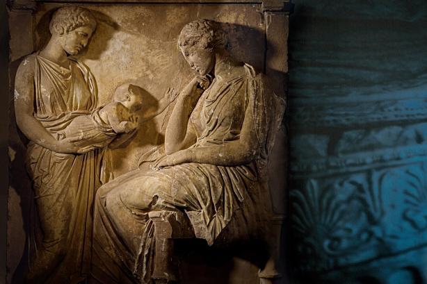 Resultado de imagen de Los ritos sagrados de Samotracia