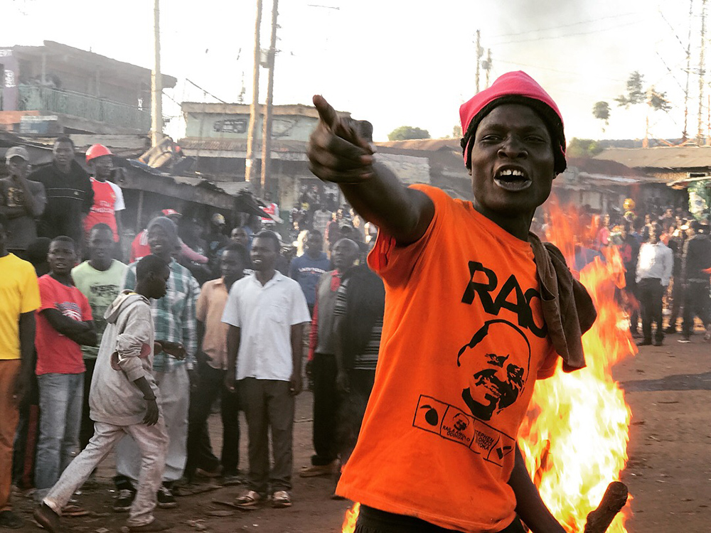 Election Fury, Nairobi  mejores fotos del 2018