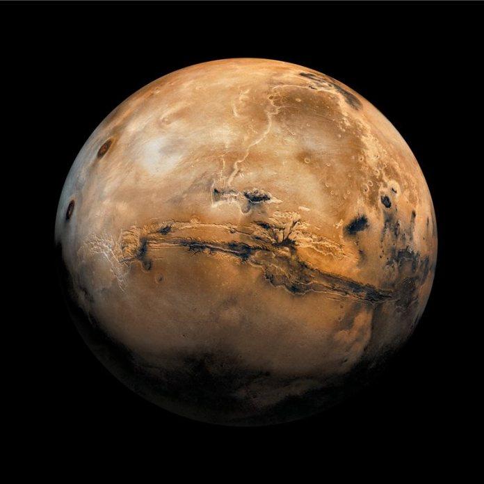 La conquista de Marte