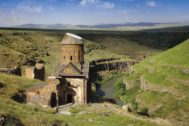 01 iglesia Tigran Honents ani armenia. Iglesia de Tigran Honents