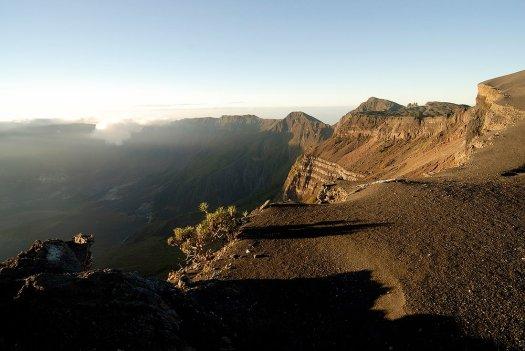 tambora-volcan. El año sin verano