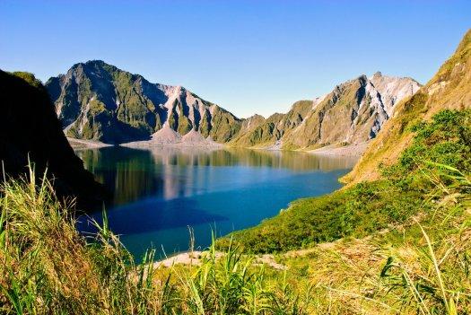 volcan pinatubo - istock. La erupción del Pinatubo
