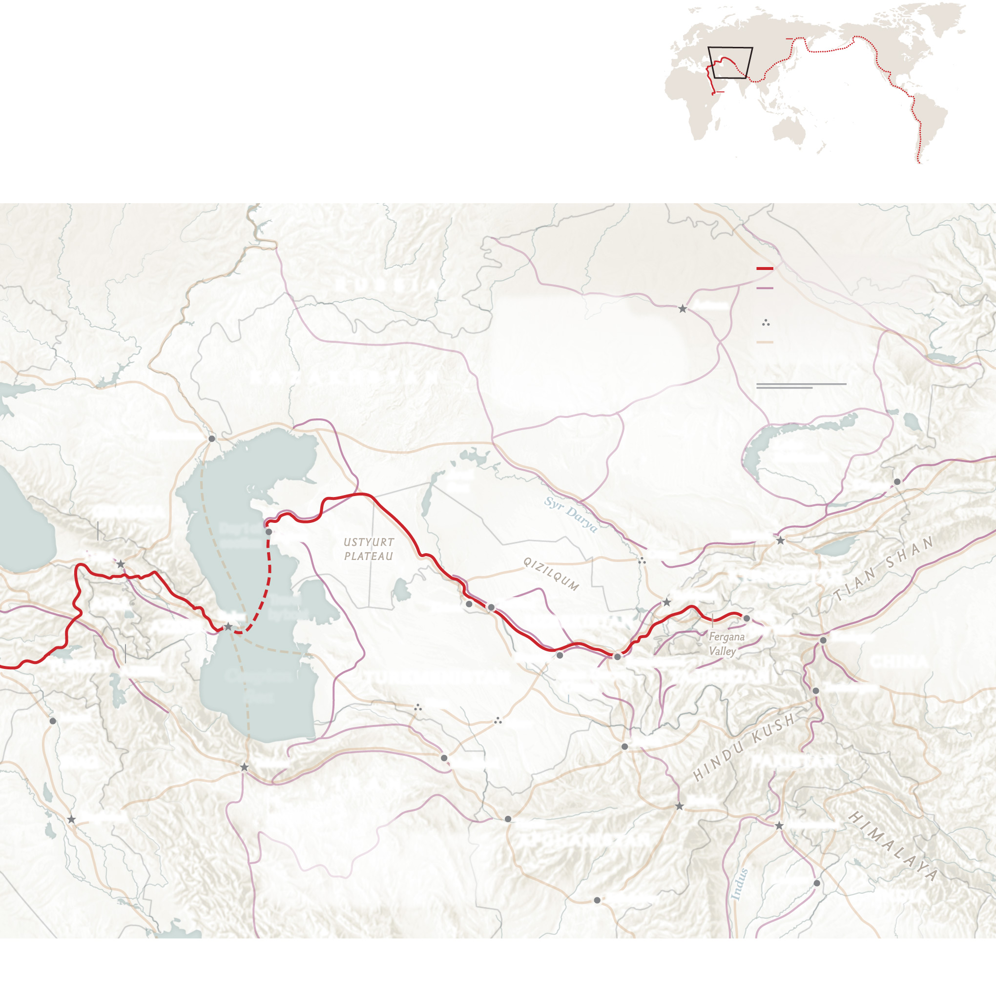 Silk Road Map Printable That Are Playful