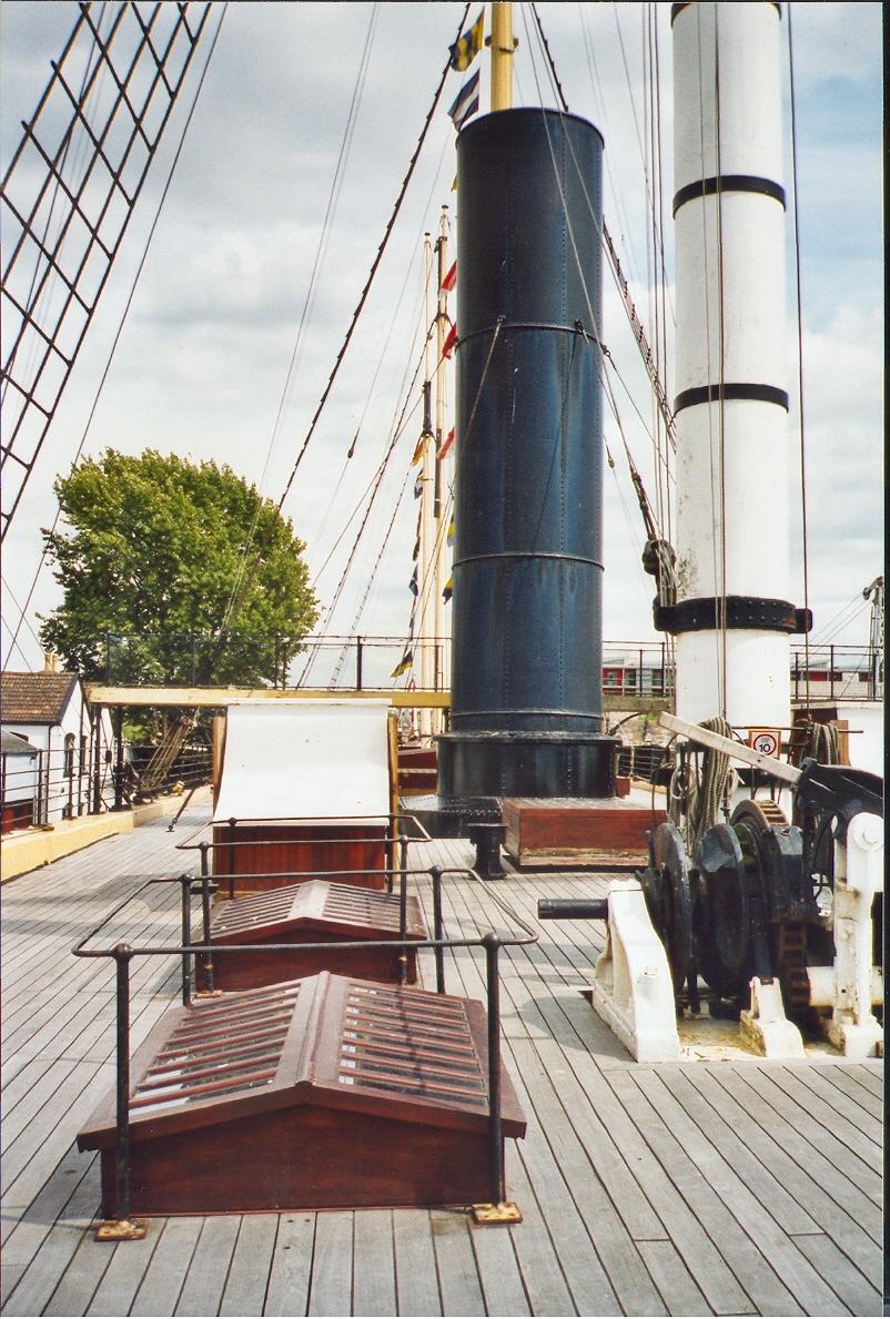 Name Ss Great Britain National Historic Ships