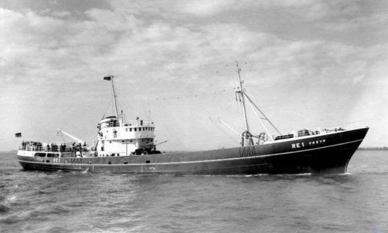 Name Ross Revenge National Historic Ships