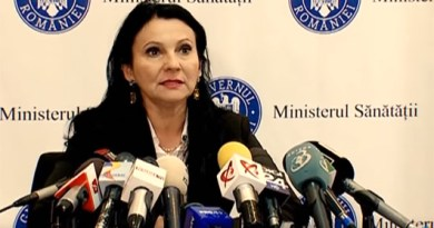 BREAKING | Fostul ministru al Sănătăţii Sorina Pintea a fost prinsă în flagrant de procurorii DNA luând mită 120.000 lei!