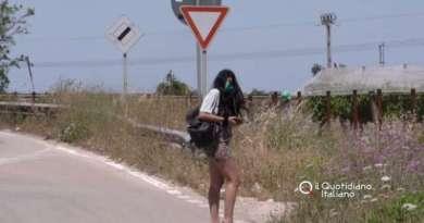 """Prostituatele """"românce"""" din Italia au ieșit la muncă cu măști, gel dezinfectant și termoscanere VIDEO"""