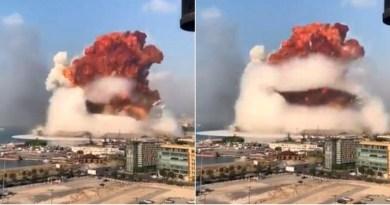 Constanta ar putea sări în aer, exact ca Beirutul!