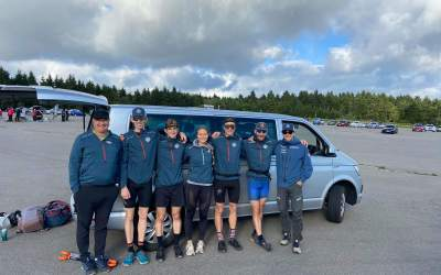 Strong Summer Results from the Nordic Combined Team