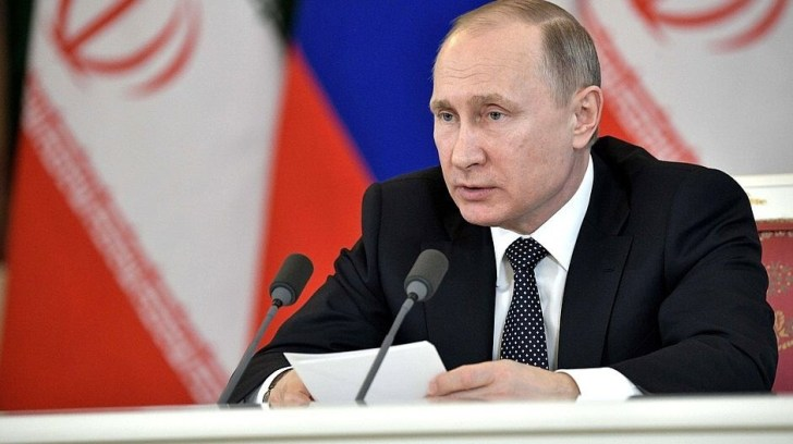 Vladimir Putin, Kremlin, Russia