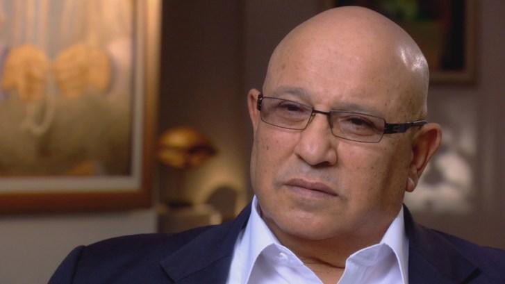Meir Dagan, Mossad, CBC, 60 minutes