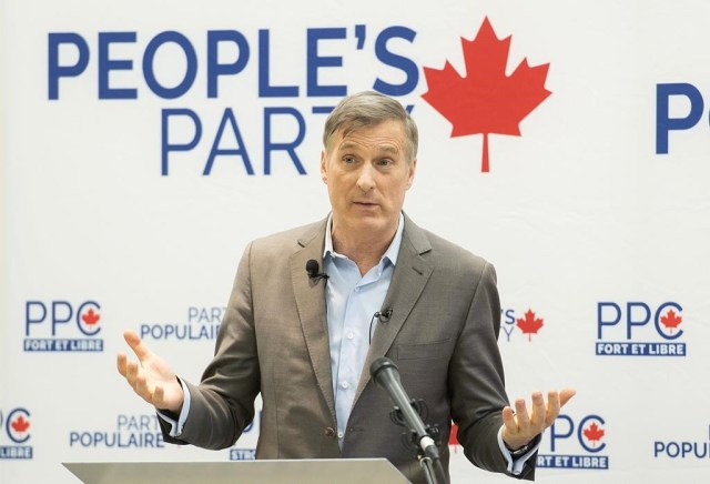 People's Party of Canada polls: PPC is growing in polls and on Google!  A threat to the Tories?