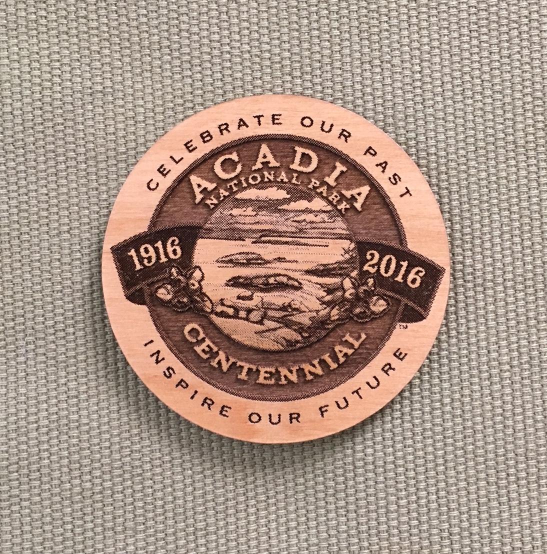 Acadia National Park Centennial