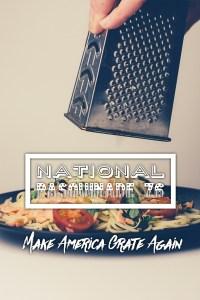 76. Make America Grate Again