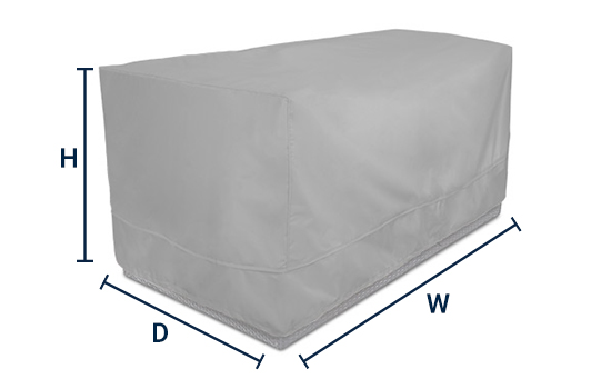 patio covers modular sectional sofa cover