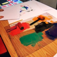 Children's Printmaking