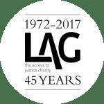 LAG -circle