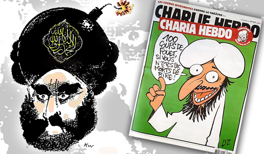 The Charlie Hebdo Massacre National Review
