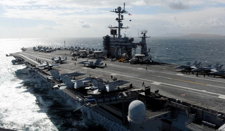 The U.S. Navy Needs to Radically Reassess How It Projects Power