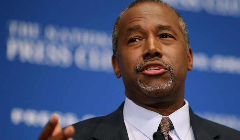 Comparing Abortion with Slavery -- Ben Carson Is Right