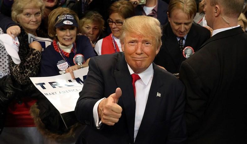 Resultado de imagen de trump populism