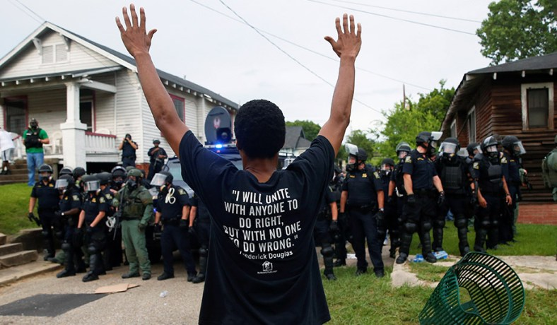 Black Lives Matter Hypocrisy In Cheering Violence National Review