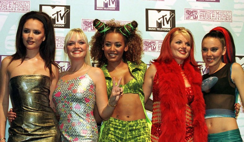 Spice Girls Scary Spice Name Is Racist It Turns Out National