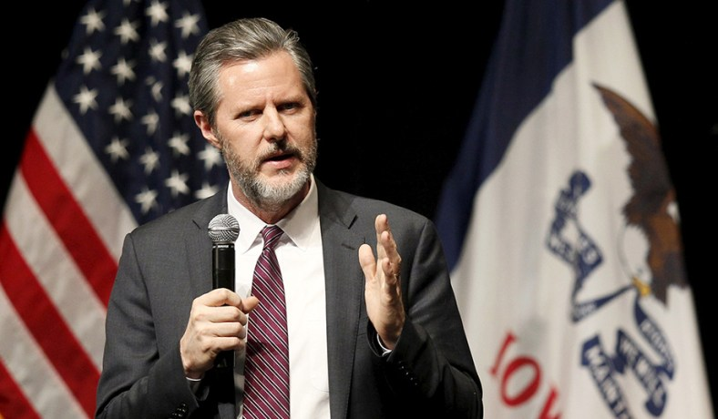 9dfe8c600 Under the Dark Spell of Trump, Jerry Falwell Jr. Is Damaging Public  Christian Witness