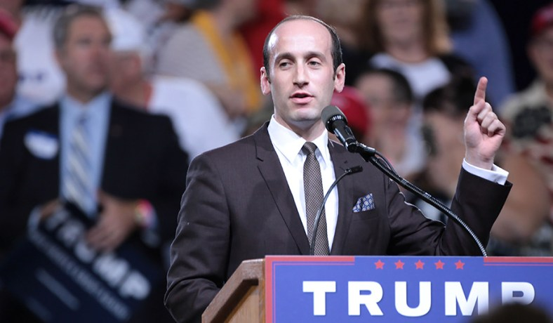 Donald Trump Administration -- Stephen Miller, Populist ...