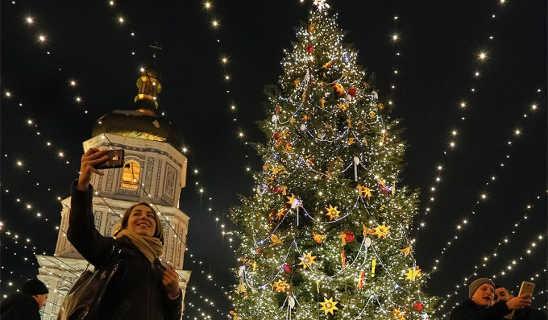Ukrainian Christmas.Ukraine At Christmas A Reminder Of The Importance Of Civil