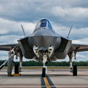 F-35 -- Donald Trump Should Cancel the Failed F-35 Fighter Jet