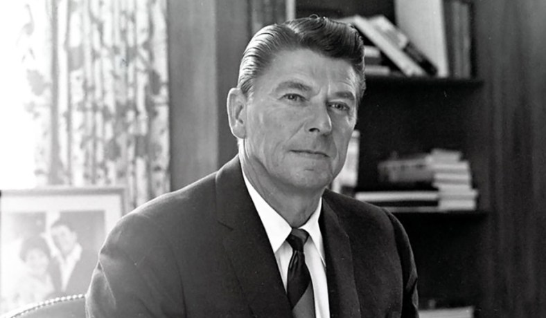 Ronald Reagan Leftist Intolerance On 1960s Campuses National Review