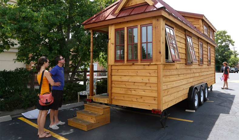 tiny mobile houses. Choosing to Live in a Tiny House Deemed  Poverty Appropriation July Westhale