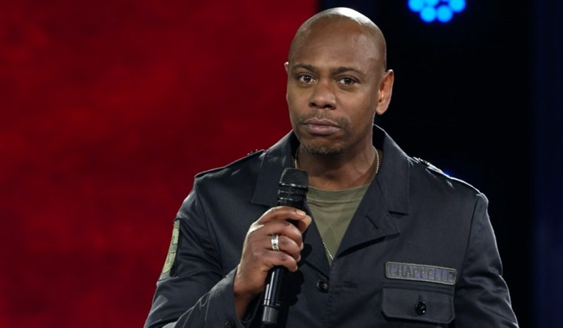 """Dave Chappelle's """"Age of Spin"""" Comedy Special ..."""