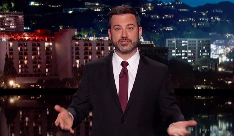 Jimmy Kimmel Monologue Child Health Care Oversimplified
