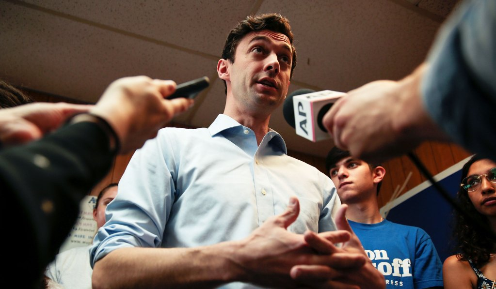 Georgia Senate Candidate Jon Ossoff Quietly Discloses Financial Ties to Pro-CCP Hong Kong Media Company