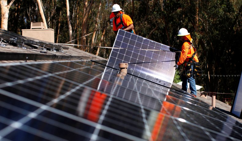 Image result for solar power hazardous waste