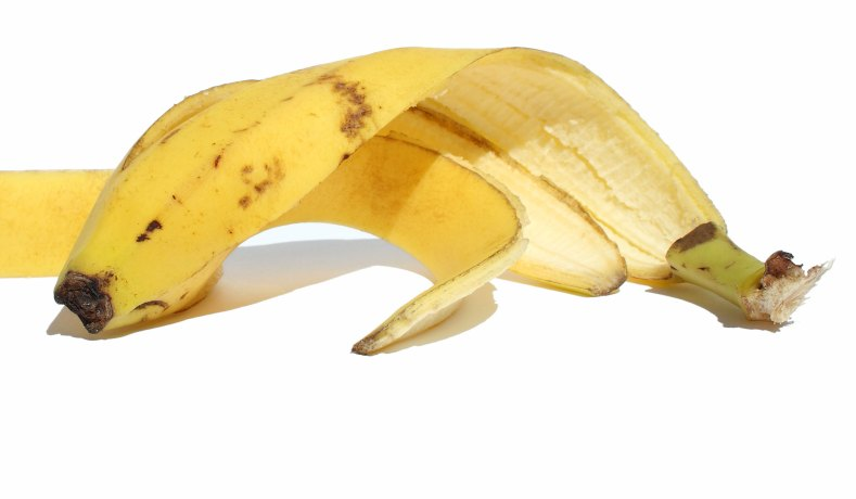 Frat Retreat Ends Early After Students Frightened By A Banana Peel