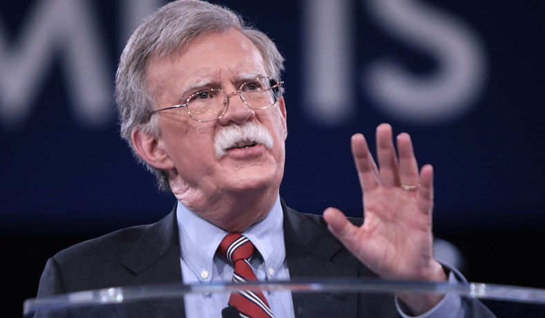 John Bolton The Man With The Mustache National Review