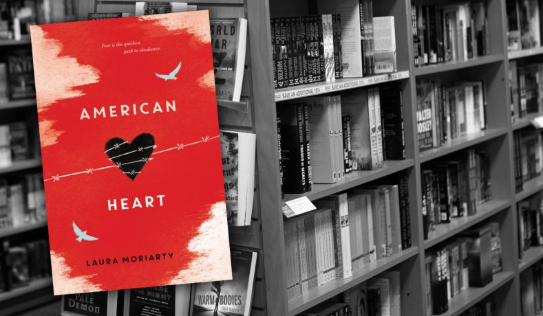 American Heart Novel: Book Review Editor Caves to Leftist Lunacy