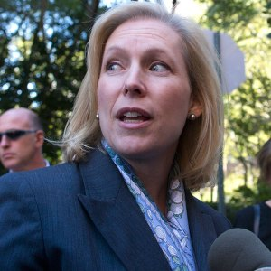 Kirsten Gillibrand Glowing Vogue Profile Airbrushes Her