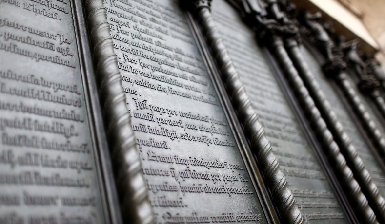 Luthers 95 Theses 500 Years Later A Mixed Legacy